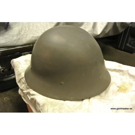 Militärhjälm, stål