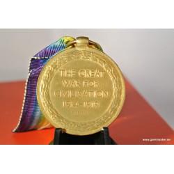 Engelsk medalj 1914-1919