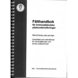 Fälthandbok för Kriminaltekniska undersökningar